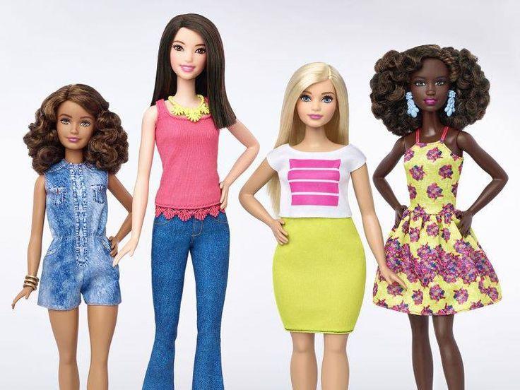 La bambola più venduta al mondo vuole incarnare modelli di bellezza nuovi e diversi