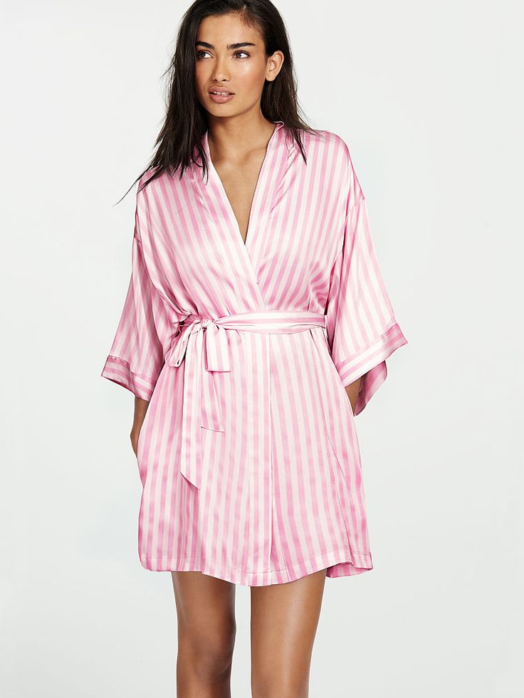 small Downtime gets glam with the Kimono from Victoria's Secret. Shop our sleepwear collections for the softest, slinkiest wraps and robes.