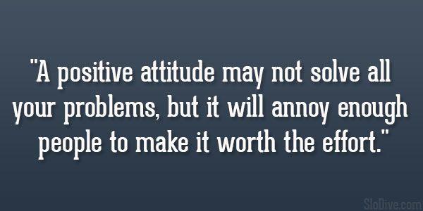Best 25+ Positive Attitude Ideas On Pinterest