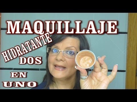 DIY CREMA HIDRATANTE CON COLOR