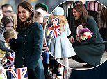 The Duke and Duchess visit Sunderland