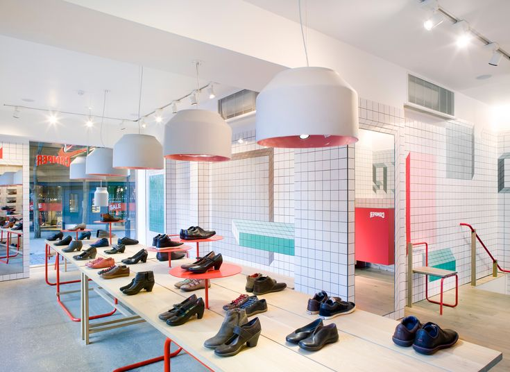 Minimalismo y funcionalidad en el diseño de tiendas