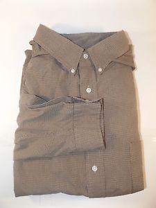 Ralph Lauren 3XLT Gingham Checked Shirt Mens Tall Sz Cotton Pony | eBay