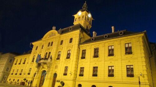 Szeged, Városháza Szeged, Hungary, City hall