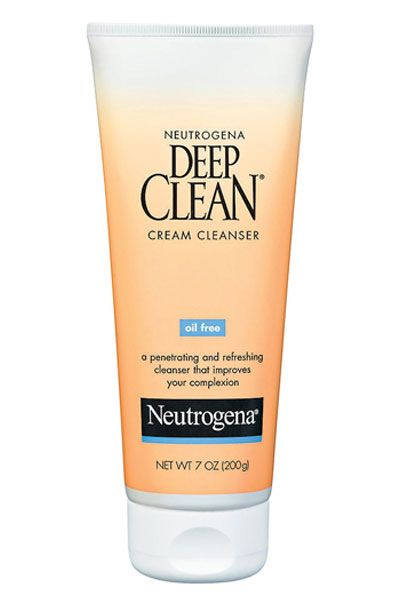 Neutrogena Deep Clean Cream Cleanser (7oz)