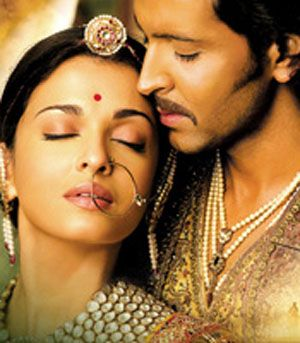 Jodhaa Akbar  Sorry but no way with the size of this nose ring