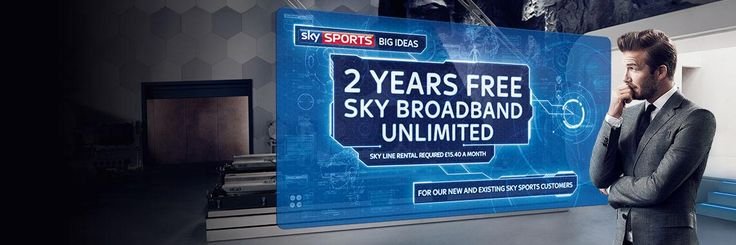 Sky have 2 years free broadband when taking sky sports  Hitback - If they remove sports in the 2 years the Broadband is chargeable