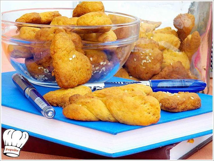 ΥΓΙΕΙΝΑ ΓΛΥΚΑ ΚΟΥΛΟΥΡΑΚΙΑ ΚΑΡΟΤΟΥ!!! | Νόστιμες Συνταγές της Γωγώς
