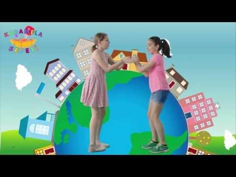 ŞEKİL AVCILARI - Karamela Sepeti Çocuk Şarkıları - YouTube