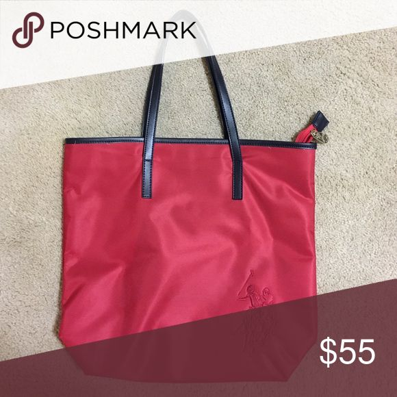 Handbag Original U.S. Polo Association Shoulder Bag U.S. Polo Assn. Bags Shoulder Bags