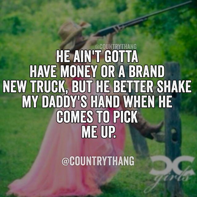 U Aint My Daddy He ain't go...