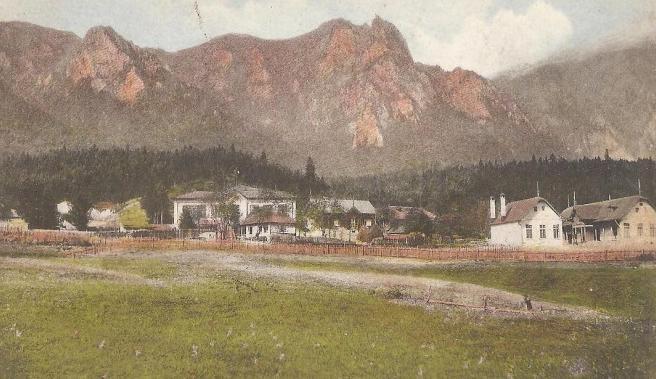 Poiana Tapului - 1922