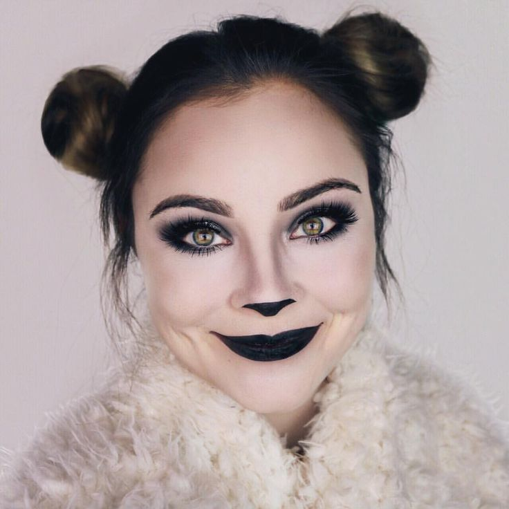 Best 20+ Panda makeup ideas on Pinterest | Panda costumes, Korean ...