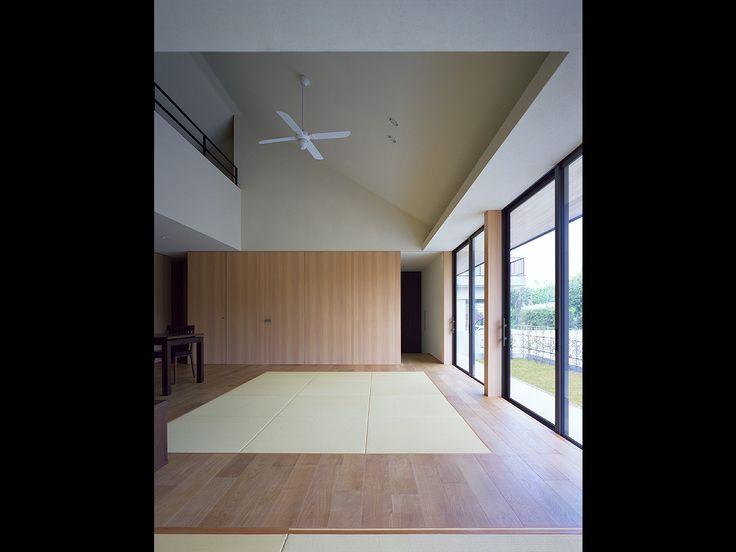 伊敷の家 | 松山建築設計室 | 医院・クリニック・病院の設計、産科婦人科の設計、住宅の設計