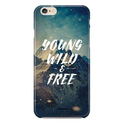 i Phone 6 Young wild free