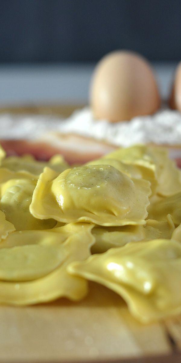 #pasta #ravioli #Italianfood