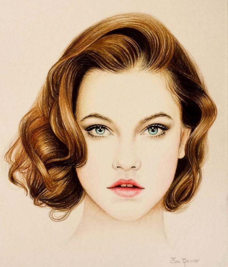43 best Art by Eva Garrido---Ilustração images on ...