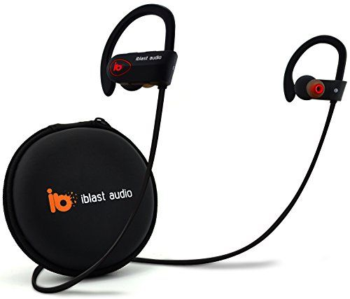 Special Offers - Cheap iblast audio Bluetooth Earbuds Wireless Running Headphones IPX7 Water SweatProof Comfortable Secure Fit 9hr Battery Sport w/Mic V1.1 - In stock & Free Shipping. You can save more money! Check It (November 03 2016 at 03:33PM) >> http://wheadphoneusa.net/cheap-iblast-audio-bluetooth-earbuds-wireless-running-headphones-ipx7-water-sweatproof-comfortable-secure-fit-9hr-battery-sport-wmic-v1-1/