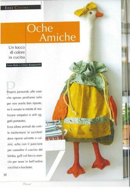Cucito Creativo Facile2007_3. Обсуждение на LiveInternet - Российский Сервис Онлайн-Дневников