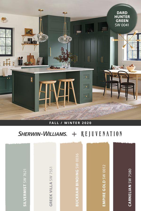 42+ Sherwin williams kitchen cabinet colors ideas