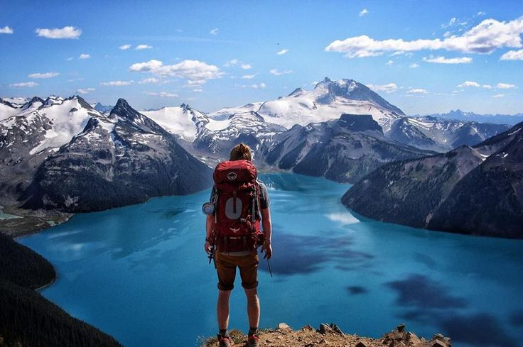 Panorama Ridge, near Vancouver, BC//
