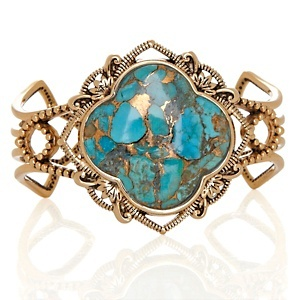 141 best Turquoise N Gold Jewelry images on Pinterest