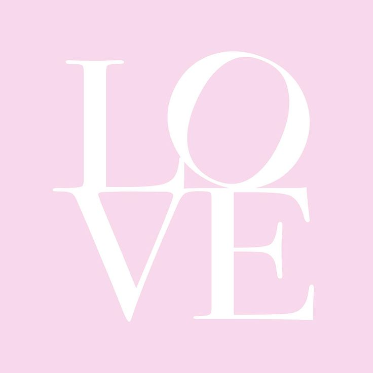 Love In Pink Digital Art  - Love In Pink Fine Art Print