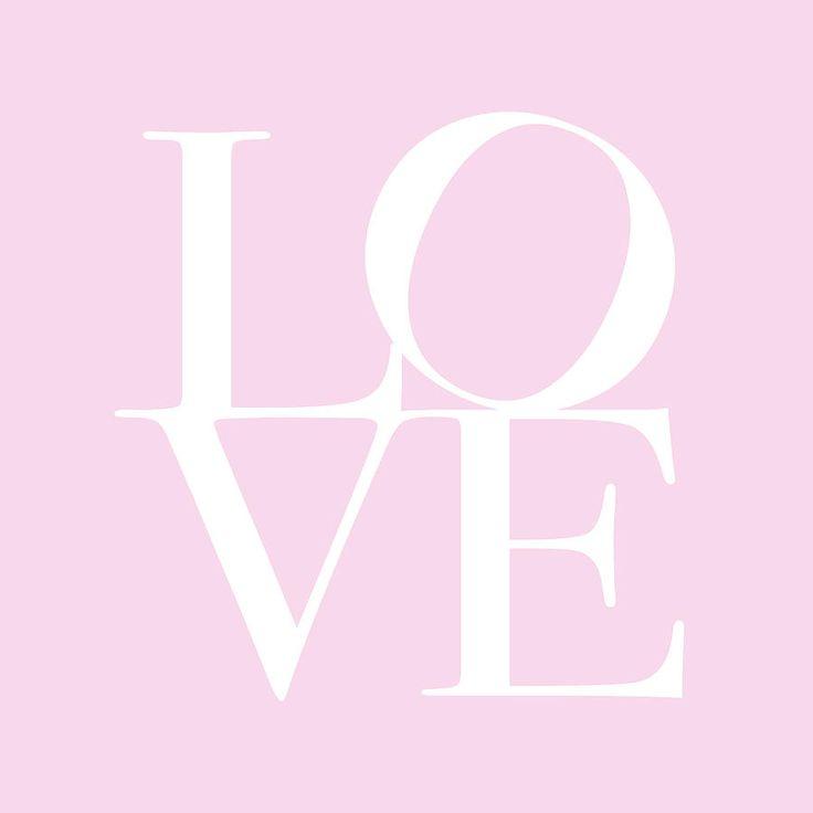 Love In Pink Digital Art  - Love In Pink Fine Art Print