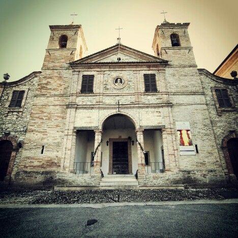 La Chiesa di Sata Viviana a #Rotella #terredelpiceno #marchetourism #destinazionemarche #piceno #picenopass #marche