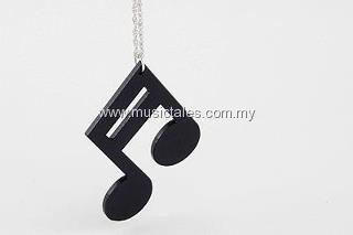 00410-Semiquaver Necklace