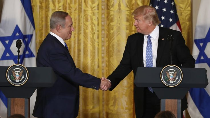Israel-Palestinian conflict: UN warns Trump over two-state reversal    UN head Antonio Guterres says there is 'no alternative' to the long-held US goal for peace.   http://www.bbc.co.uk/news/world-middle-east-38989906
