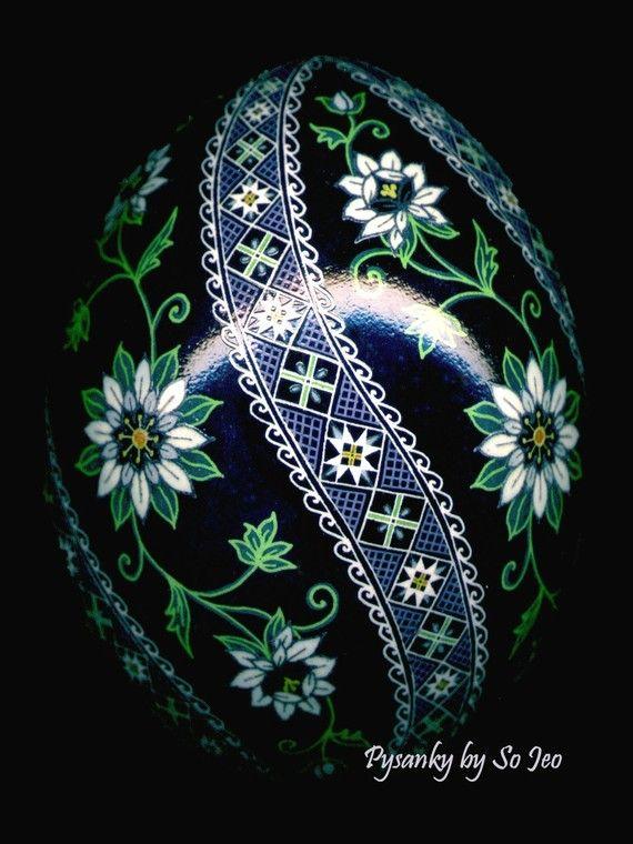 Pysanky Ukrainian egg :)