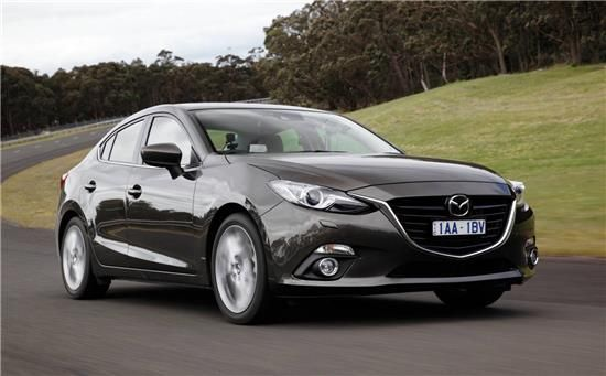 The third generation #Mazda 3 features a suspension that is firm, yet still handles the bumps and potholes well – with the #sedan version providing a softer ride than the #hatchback. See more at: http://myspin.com.au/reviews/show/114-mazda-3/