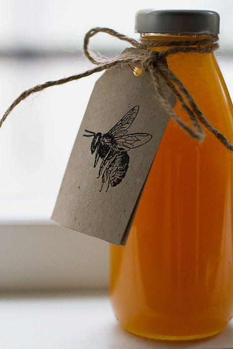Honey label                                                                                                                                                                                 More