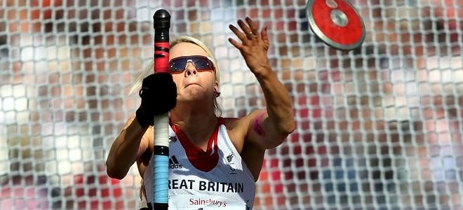 Pearson grabs discus gold for GB   Team GB