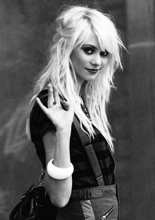 Chai Tammerson (Taylor Momsen of the band The Pretty Reckless)
