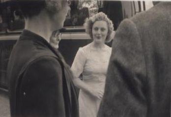 Bridesmaid Barbara