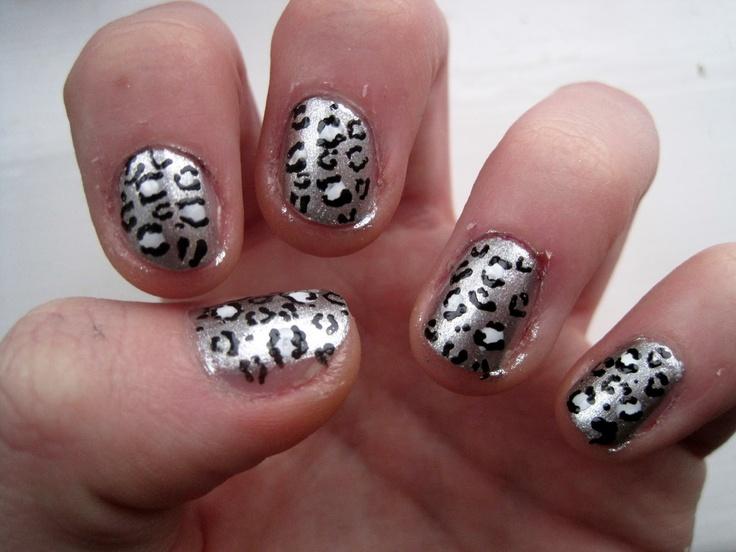 Snow Leopard nails