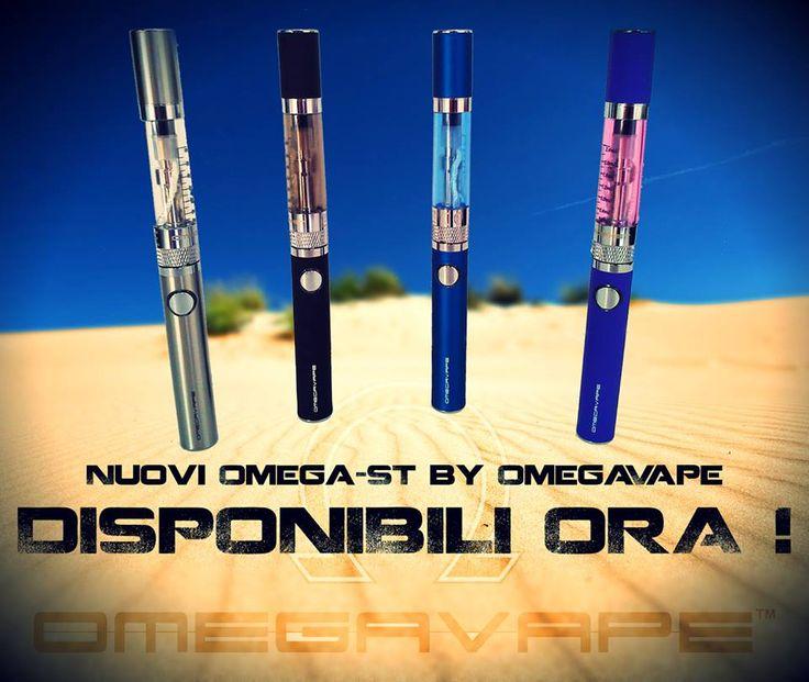 Omega ST Bob's Smoke Sigarette Elettroniche a Pozzallo