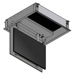 Screen Technics Interfit Swing Down Flat Screen TV Lift | The Listening Post Christchurch and Wellington