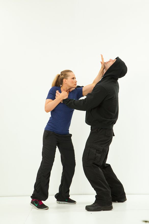 how to choose a self-defense course