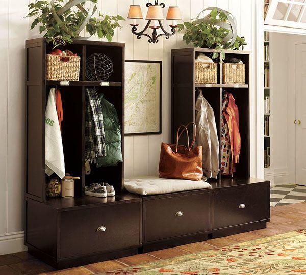 Best Ideas For Entryway Storage: 17 Best Ideas About Hallway Storage On Pinterest