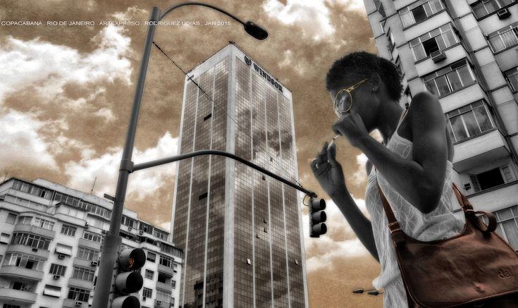 https://flic.kr/p/wAMEpL | Street Photography 35 RIO | Paisaje Urbano / Artexpreso . Rodriguez Udias ..