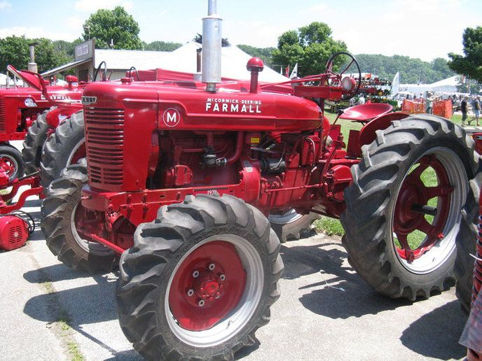 Antique Tractors 4 Wheel Drive : Best farm tractors images on pinterest old