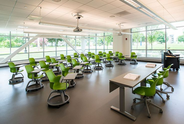 6 University Buildings Make The Grade With Innovative Design Of Massachusetts LowellRelaxation RoomCommercial FurnitureBoarding SchoolsInterior