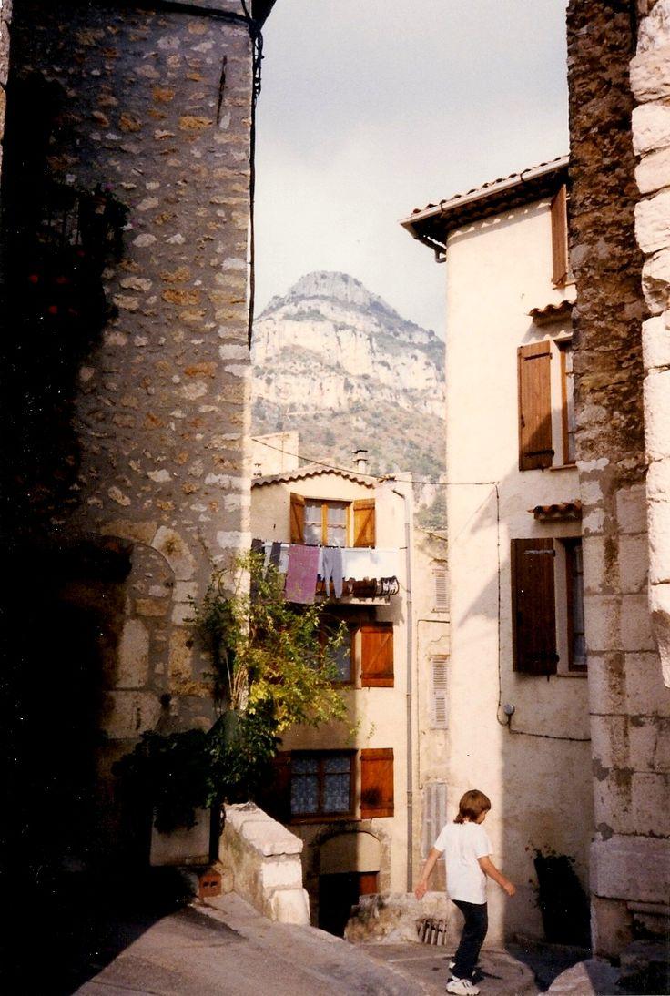 St. Jeannet - France