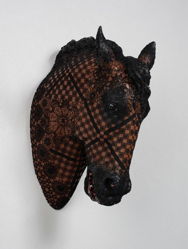 Amigurumi Horse Head : horses head Weird and Wonderful Crochet (and Knit ...
