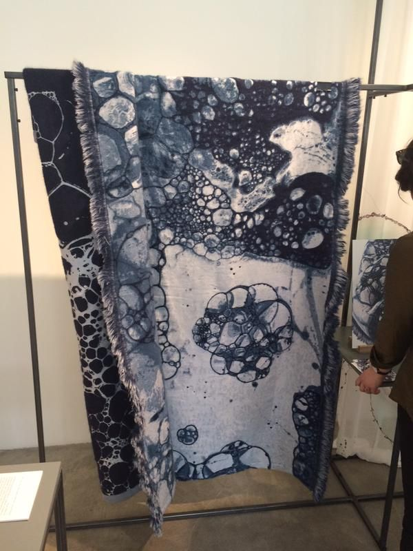 "TextielMuseum on Twitter: ""Studio Sybrandy made in the TextielLab http://t.co/ZNnaShwcLK"""