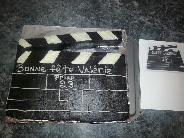 Gateau cinema