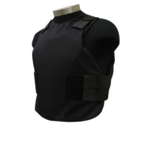 First Choice Body Armor Level II Bullet Proof Vest - Large - MFG 2006